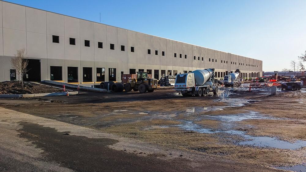Sanitary Construction Gregg Street Warehouse-2