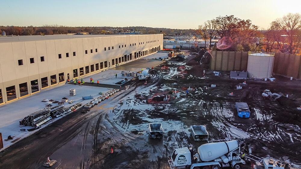Sanitary Construction Gregg Street Warehouse-40